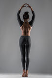 атлетический sportswear девушки Стоковое фото RF
