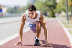 атлетических стоковая фотография rf