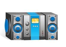 аудиоплейер Стоковое Изображение RF