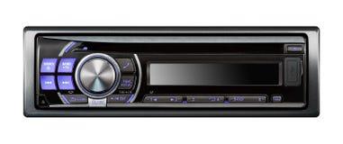 Аудио автомобиля Стоковая Фотография