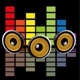 Аудио Стоковая Фотография RF
