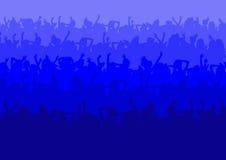Аудитория Стоковые Фотографии RF