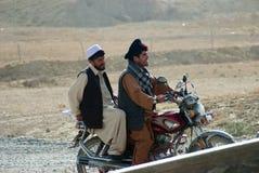 афганские люди Стоковая Фотография