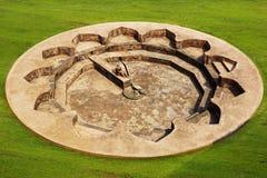 афганские руины mandu Индии зодчества стоковые изображения rf