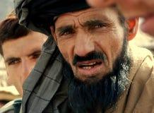 афганский человек Стоковое Изображение