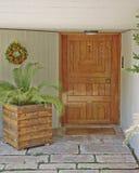 Афины Греция, вход дома стоковое фото rf
