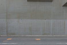 Афиша в улице Стоковые Фото