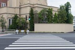 Афиша в улице Стоковые Фотографии RF