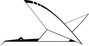 Африканец священный ibis Стоковое Изображение
