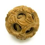 африканская головоломка шарика Стоковое Фото