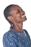 африканская женщина Стоковое Изображение