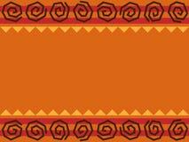 африканская конструкция Стоковое Фото