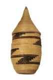 африканская корзина высокорослая Стоковая Фотография