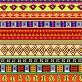 Африканская красочная картина бесплатная иллюстрация
