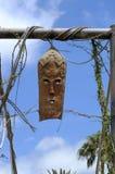 африканская маска Стоковые Изображения