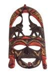 Африканская маска maasai Стоковые Изображения