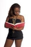 африканская сексуальная женщина Стоковое Изображение RF