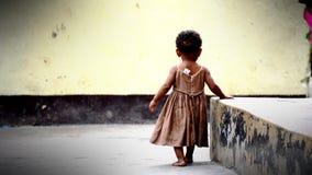 Африканская сирота Стоковое Фото
