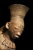 африканская статуя Стоковая Фотография RF