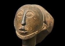 африканская статуя Стоковые Фотографии RF