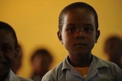 африканская школа детей Стоковая Фотография
