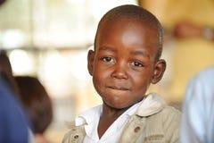 африканская школа детей Стоковое Фото