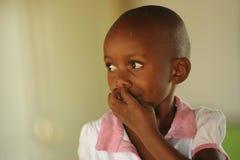 африканская школа детей Стоковая Фотография RF