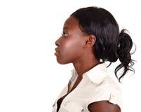 африканская amercian коммерсантка Стоковые Фото