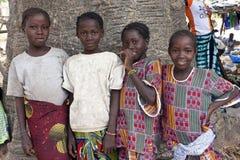 африканские девушки Стоковое фото RF