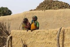 африканские девушки Стоковое Фото