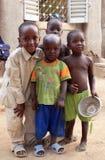 африканские дети стоковая фотография