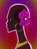 африканские детеныши женщины Стоковые Фотографии RF