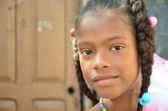 Африканские дети Стоковое Изображение