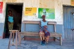 африканские женщины Стоковое Изображение