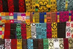 Африканские одежды моды стоковые фотографии rf