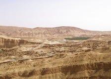 африканские холмы Стоковая Фотография