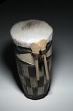 африканские lammens nicolas барабанчика малый Стоковые Изображения