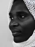 африканские muslim Стоковые Фотографии RF