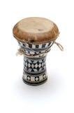 африканский барабанчик традиционный стоковое изображение rf
