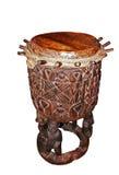 африканский барабанчик стоковые изображения rf