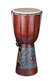 африканский барабанчик стоковое фото