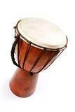 африканский барабанчик Стоковое Изображение RF