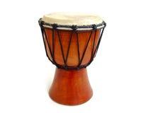 африканский барабанчик Стоковые Фото