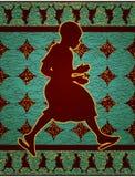 Африканский играть ребенка Стоковая Фотография RF
