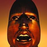 Африканский диктатор стоковое фото rf