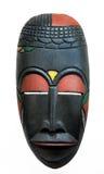 африканский лицевой щиток гермошлема Стоковое Изображение