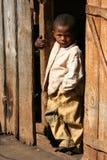 африканский мальчик малый Стоковые Изображения RF