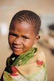 африканский мальчик Стоковая Фотография