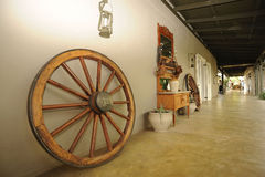 африканский нутряной lodge южный стоковые фотографии rf