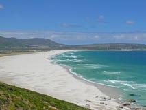 африканский пляж Стоковые Изображения